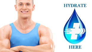 Hydrate Here