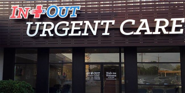 In and Out Urgent Care New Orleans